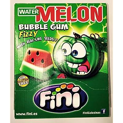 fini bubblegum watermelon gums (pack of 200) Fini Bubblegum Watermelon Gums (Pack of 200) 61n 8qZe9uL