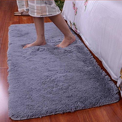 paleo 90x 160cm camera da letto Short Floss Floor tappeto morbido tappeto shaggy coperta non slip soggiorno tappeto