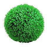 Queen.Y Bola de Planta Planta Verde Artificial Bola Decorativa Topiario Interior...