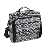 J World New York Casey Kids Bag. Cute Insulated Lunch-Box, Tribal, One Size