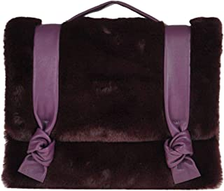 Luxury Fashion | Orciani Womens MCGLBRE000006149I Purple Handbag | Season Outlet