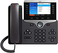 $138 » Cisco CP-8851-NR-K9 IP No Radio Variant IP Phone - No Power Included (Renewed)