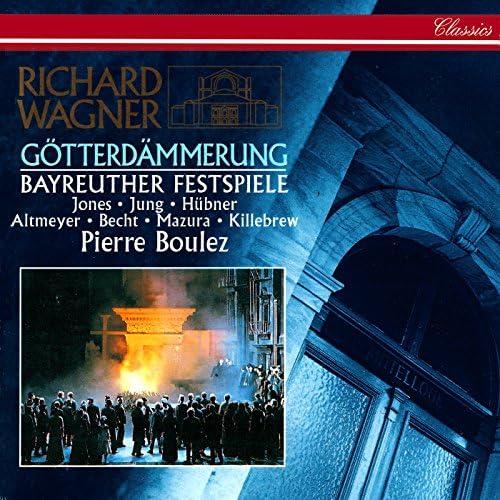 Pierre Boulez, Gwyneth Jones, Manfred Jung, Fritz Hübner, Franz Mazura, Jeannine Altmeyer, Hermann Becht & Bayreuth Festival Orchestra