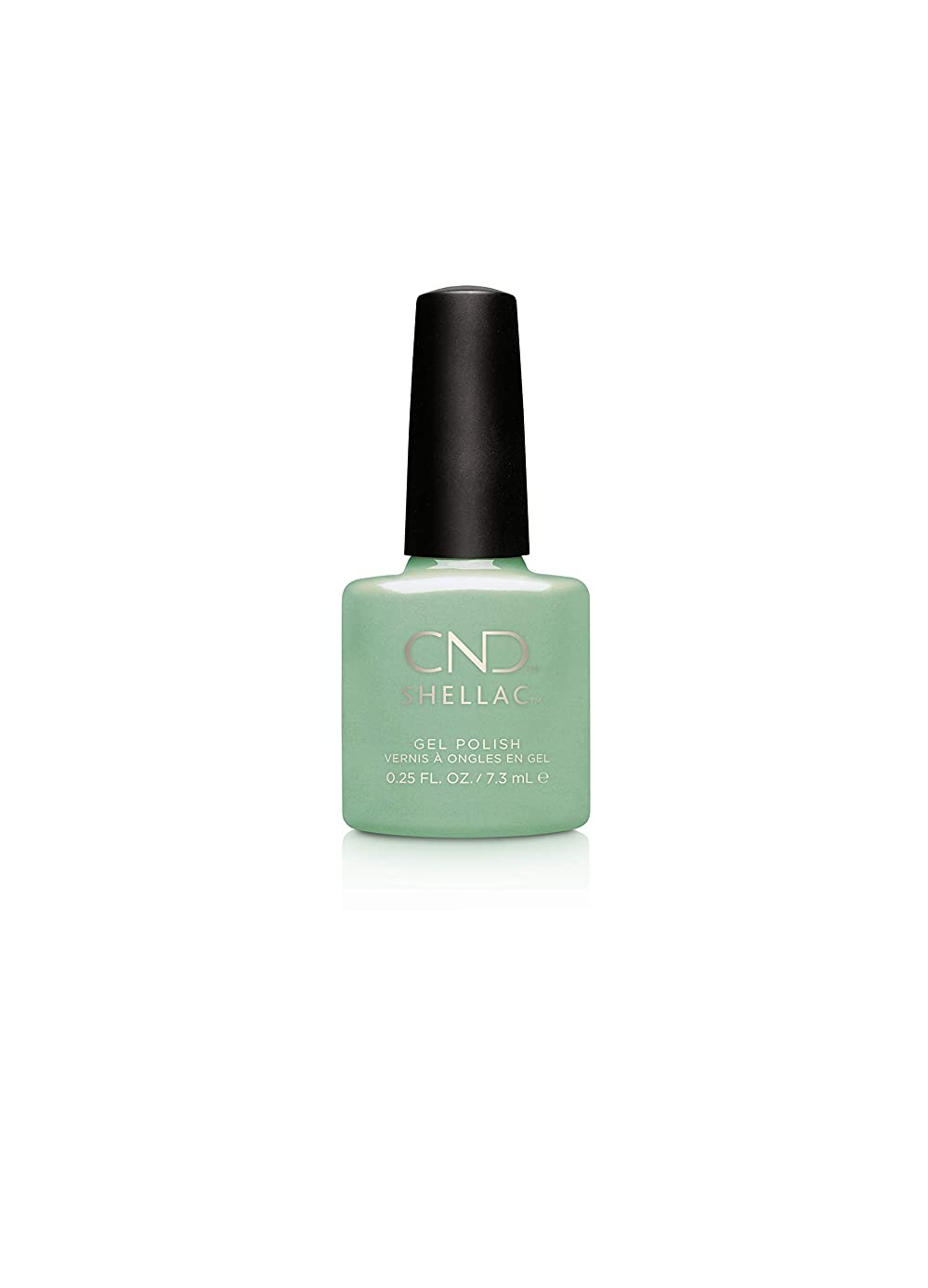迷路びん要件CND Shellac - Mint Convertible - 7.3 mL / 0.25 oz