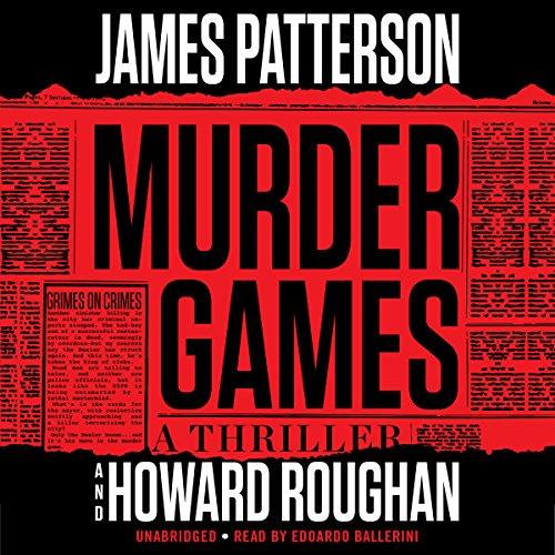 Murder Games cover art