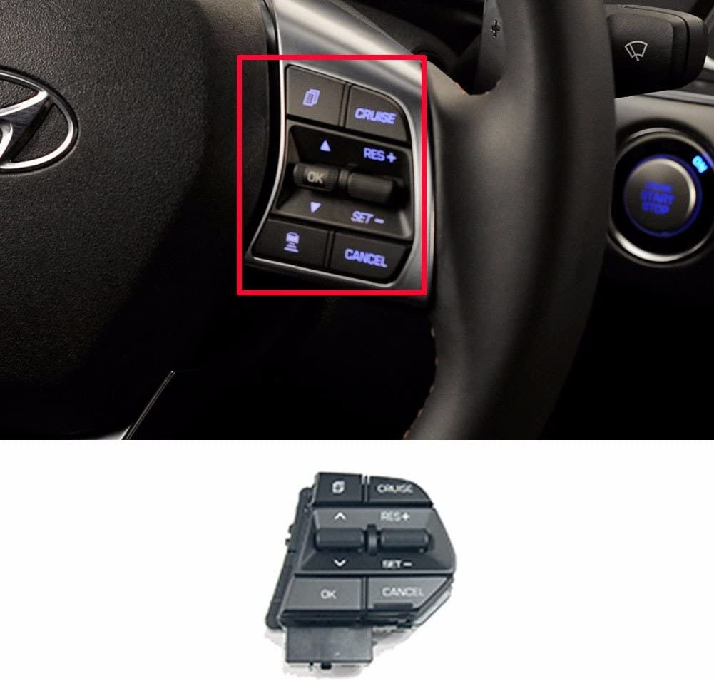 Steering Remote Control Assy RH For 2015- Max 80% OFF Hyundai OEM 2021 spring and summer new Sonata LF