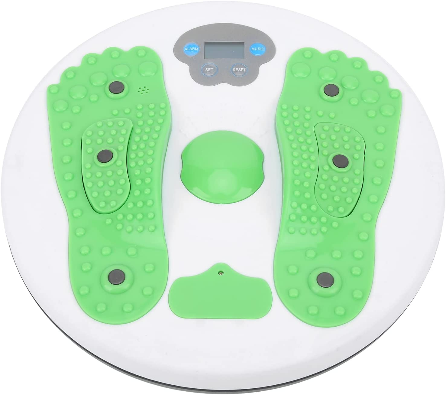 01 Twisting Houston Mall Waist Disc House Green Calorie Plate 35% OFF