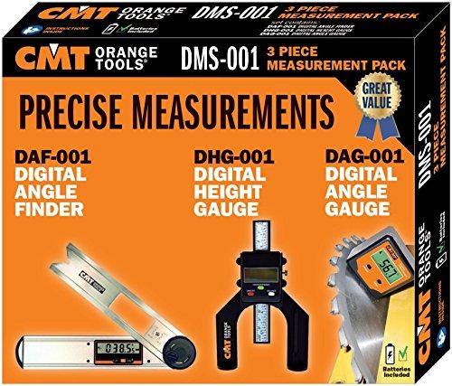 Promo Pack Digitale Messgeräte 3 Stück CMT DAG DHG DAF DMS-001