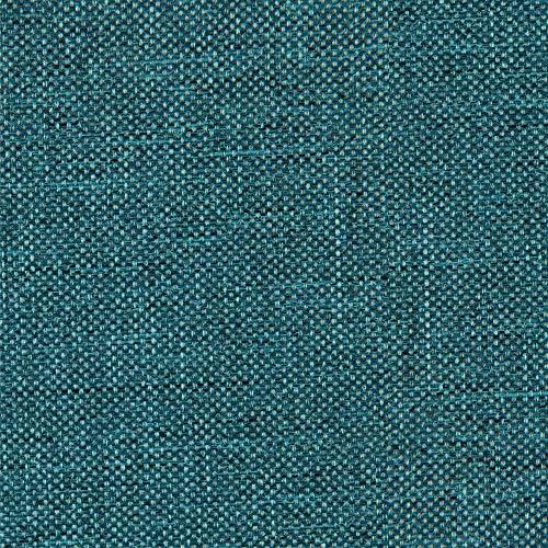 NOVELY® Oxford 330D | 1 lfm | Leinen Look Polyester PU wasserabweisend Mélange Polsterstoff (38 Petrol Türkis)