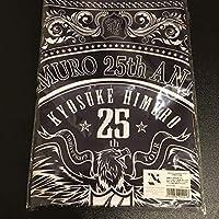 氷室京介 フラッグ 25th Anniversary TOUR GREATEST ANTHOLOGY NAKED