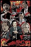 Tarantino Xx - One Sheet - Quentin Tarantino Film Poster