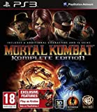 Mortal Kombat-Komplete Edition Ps3 - Complete - PlayStation 3