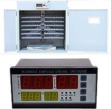 wenjuersty XM-18 - Controlador automático de incubadora (Temperatura hatcher, Humedad, 4 Pantallas)