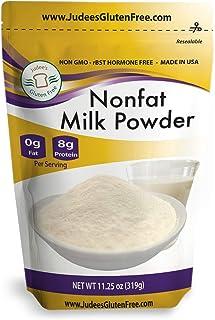 Sponsored Ad - Judee's Non-Fat Milk Powder (11.25 Oz): Non-GMO, Hormone Free, USA Produced , (24 oz Size Also) Protein (8 ...