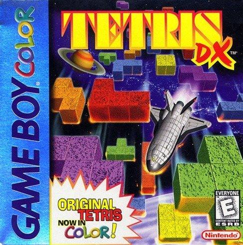 GameBoy Color - Tetris DX
