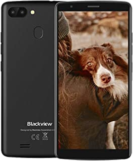 Blackview A20 Pro 5.45 Inch 4G Smartphone 2GB+16GB Android 8.1 Phone (Grey)
