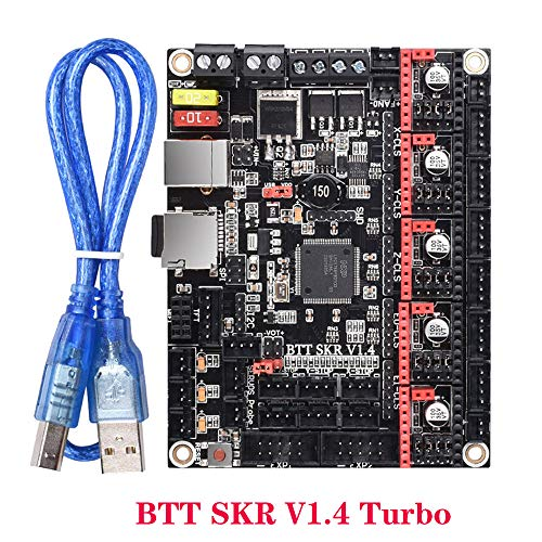 BigTreeTech SKR V1.4 Turbo Review - Latest and greatest?