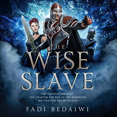The Wise Slave: The Detective audiobook cover art