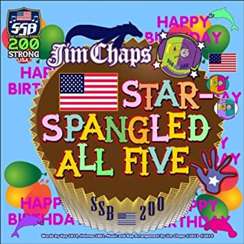 Star-Spangled All Five