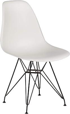 SKLUM Silla IMS Eiffel [New Supreme] Beige Crema - Negro(Elige Color)