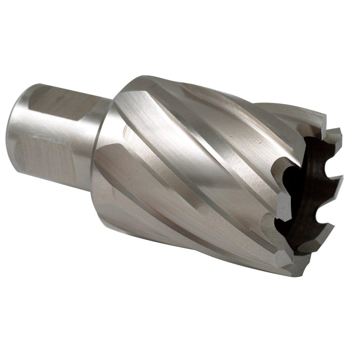 1-1//2 3//4 Shank HHIP 5022-1500 1 Depth M35 Cobalt Annular Cutter