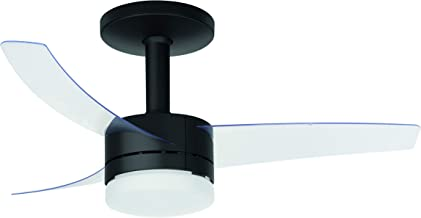 Ventilador de Teto Arno Ultimate, Arno, Preto/Branco, 220V