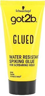 Schwarzkopf Got2b Glued Styling Spiking Glue Water Resistant 50ml