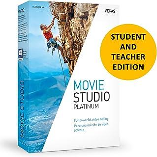 Magix Vegas Movie Studio 15 Platinum for Students & Teachers