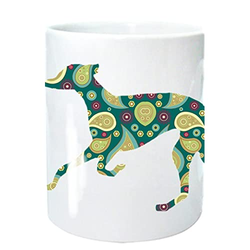 Pet //Greyhound Gift Men/'s T-Shirt /& Mug Set SPEAKING TO MY WHIPPET TODAY Dog