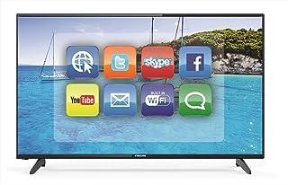 Nikai 40 Inch Smart LED TV, Black - NTV4000SLED7