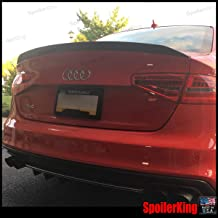 SpoilerKing Trunk Spoiler (284P) Compatible with Audi A4 2009-2016 B8 / B8.5
