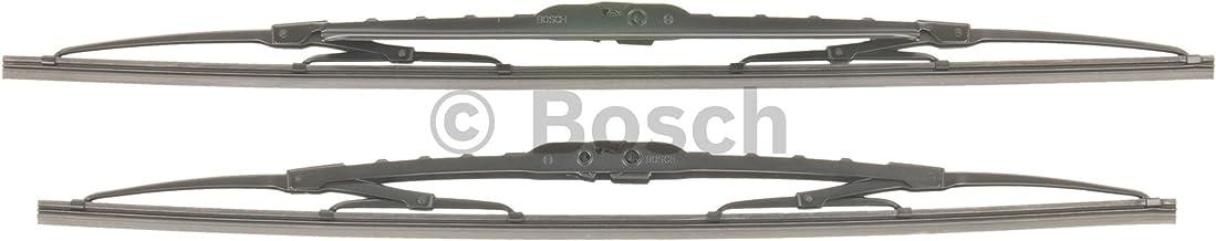 Bosch 3397118423 Twin Spoilers 551S - Limpiaparabrisas (2 unidades, 550 mm y 500 mm)