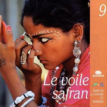 The saffron Veil