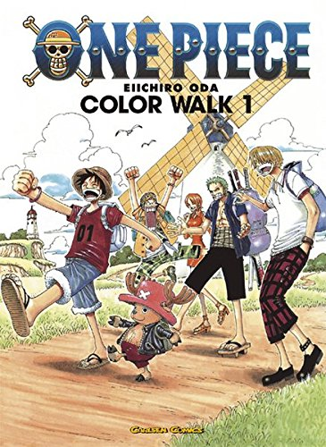One Piece Color Walk 01.