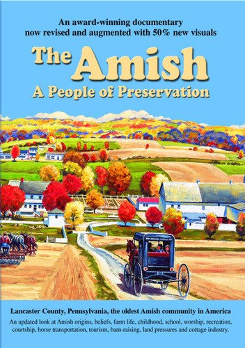 Amish a People of Preservation [DVD] [Import]