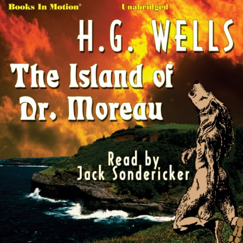 The Island of Dr. Moreau Audiobook By H.G. Wells cover art