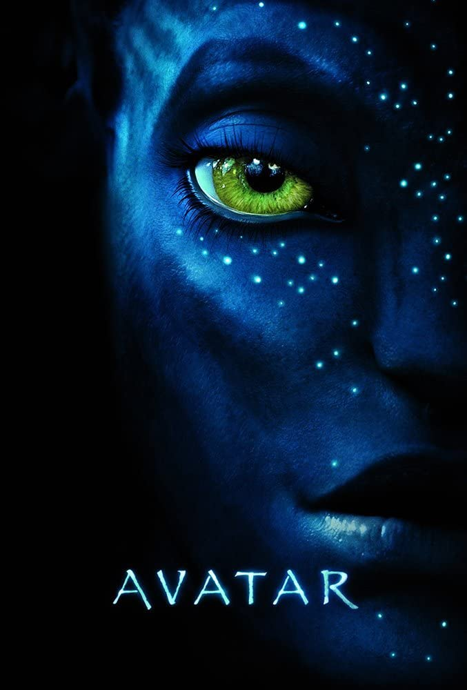 JIONK Avatar Movie Poster (24X36-1)