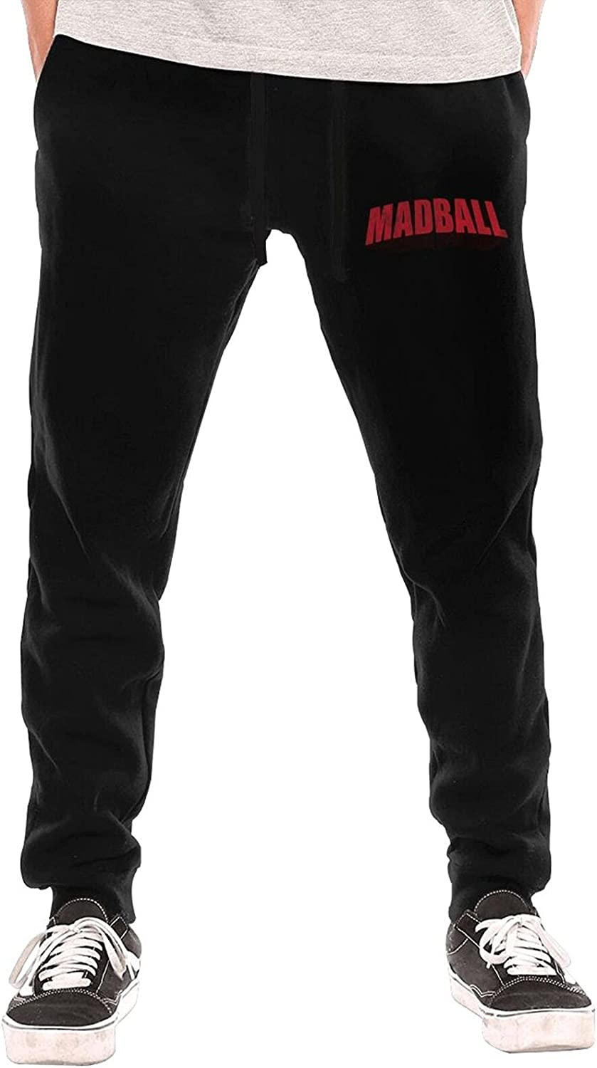 Madball Logo NEW before selling Man's Sweatpants Fashion Cheap SALE Start Long Pant with Po Trousers