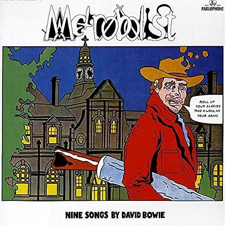 vinile metrobolist aka the man who sold the world album david bowie|