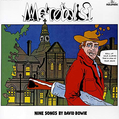 Metrobolist(Aka the Man Who Sold the World)2020mix [Vinyl LP]