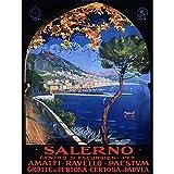 Wee Blue Coo Travel Tourism Salerno Mediterranean Italy