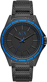 Armani Exchange Analog Black Dial Men's Watch AX2634