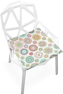 Amazon.com: doenr concha de mar cojín de asiento cojines de ...