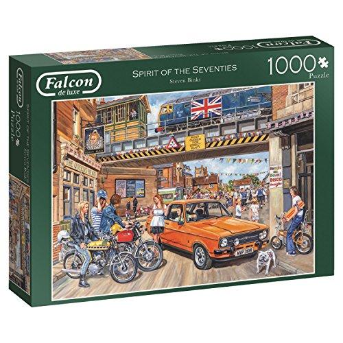 Falcon de luxe 11207Falcon Spirit der Siebziger 1000Teile Puzzle