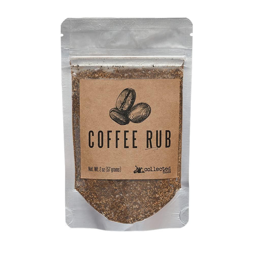 Coffee Rub: Gourmet Dry-rub Seasoning SALENEW very popular for Max 83% OFF Grilling Smoking and