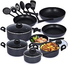 Balzano Non-Stick 18 Pieces Cookware Set