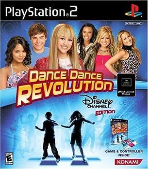Dance Dance Revolution  Disney Channel Edition Bundle  Includes Dance Mat  - PlayStation 2