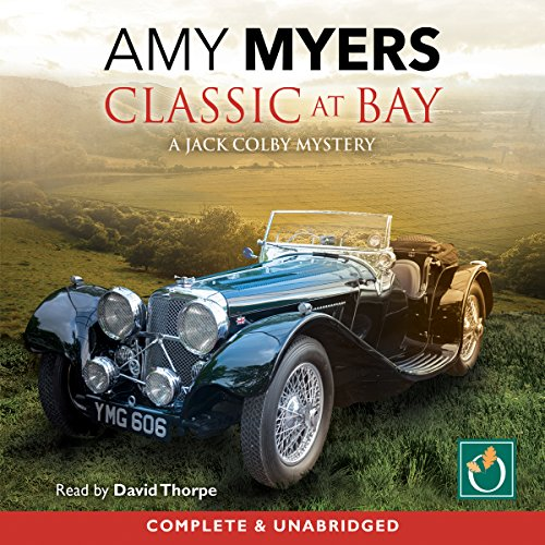 Classic at Bay audiobook cover art