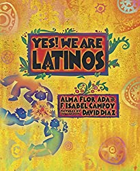 Yes we are Latinos poems about the Latino experience