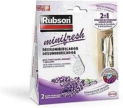 Rubson Minifresh luchtontvochtiger voor kasten Lavendelkleuren